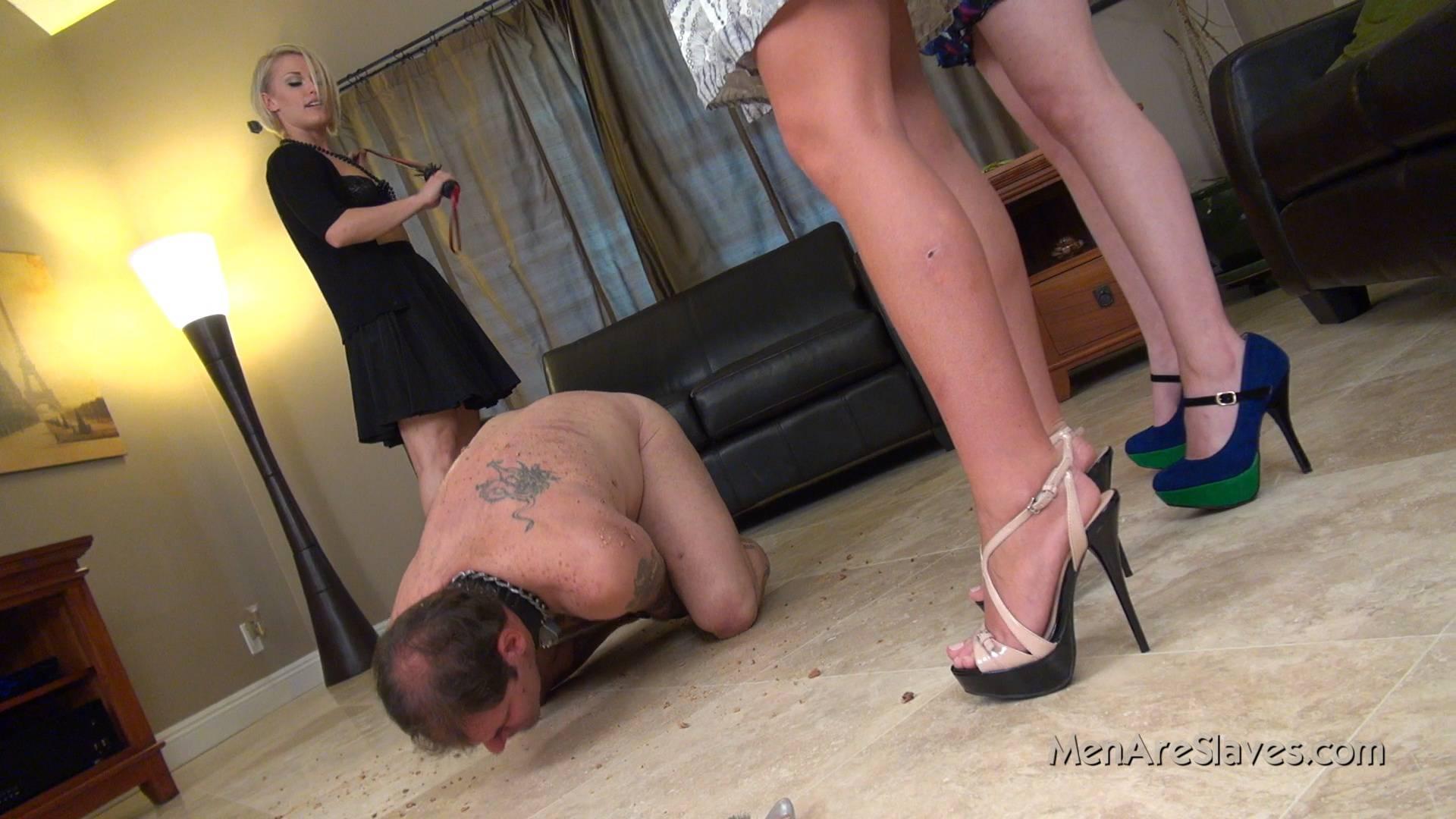 Housecleaning Female Domination World
