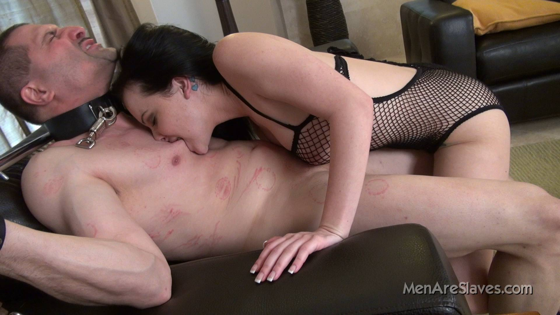 Mistress Finger And Mouth
